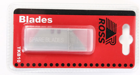 STANDARD DUTY BLADED - PACK OF 10 Image