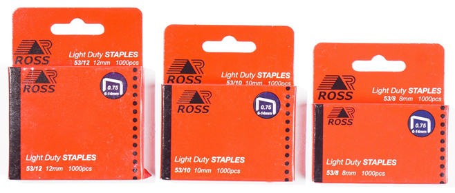 Light Duty Staples Image