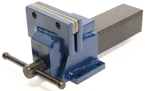 ALL STEEL BENCH VICE Image